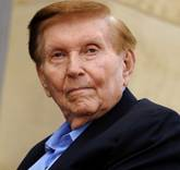 Sumner Redstone Celebrates 90th Birthday with Hollywood Elite