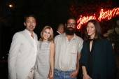 Gregory Parkinson, Laura Ramsey (actress), Greg Chait, Lesane Frankfurt