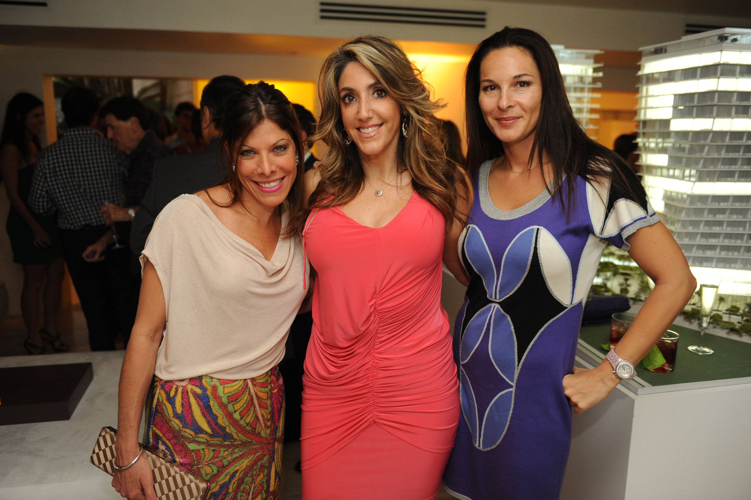 Jennifer Gerson, Jillian Jacobson, & Nathasha Dubarry
