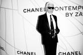 Karl Lagerfeld Auctions Chanel Internship for Children's Charity
