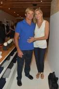 Stars Come Out to Celebrate the Opening of Velvet by Graham & Spencer Brentwood