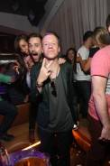 Celebrity Spotting: Macklemore and Ryan Lewis Party at Hyde Bellagio