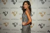 Olivia Culpo on the red carpet at The Act.