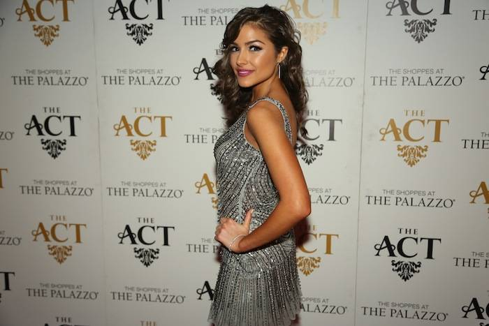 Olivia Culpo on the red carpet at The ACT
