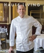 Thomas Keller On the Cover of the New Issue of Haute Living San Francisco Out Now
