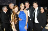 Jessica Chastain and Karolina Kurkova: the Fashion Institute of Technology Gala