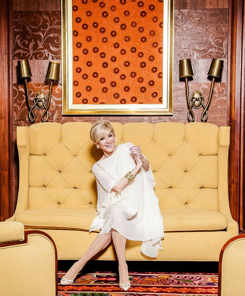 Elaine Wynn The Queen B Aller Of Las Vegas Haute Living