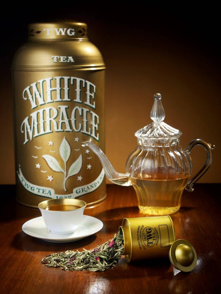 TWG Tea Yin Zhen White Tea Blends
