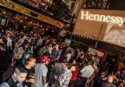 Hennessy's Limited Edition Bottle Celebration At Blackbird Ordinary