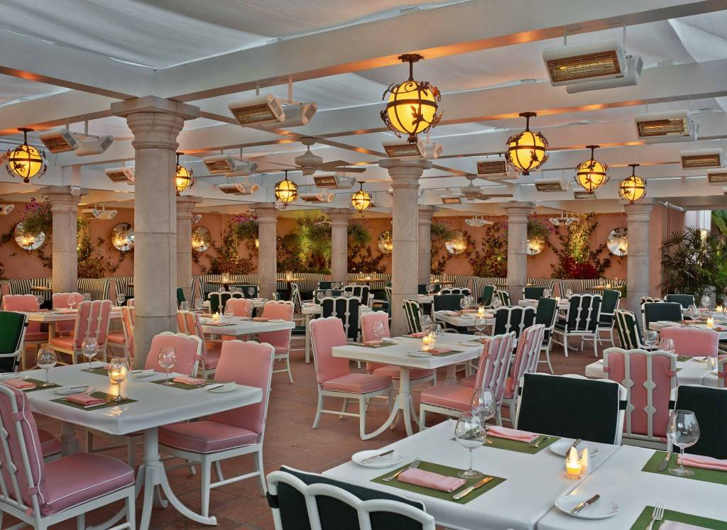 Cabana Cafe At Beverly Hills Hotel