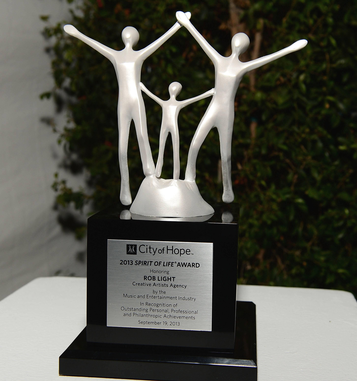 City Of Hope Spirit Of Life Gala Honoring Rob Light