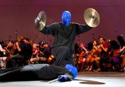 9.6.13 Blue Man Group at the Hollywood Bowl, Photo Credit Christopher Polk of Getty Images (4)