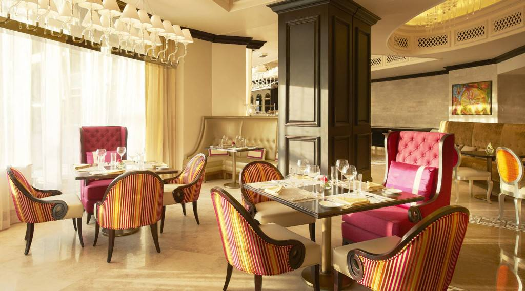 Gary Rhodes Abu Dhabi Restaurant