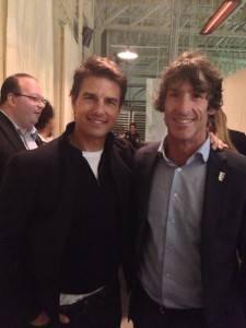 Tom Cruise Waiheke