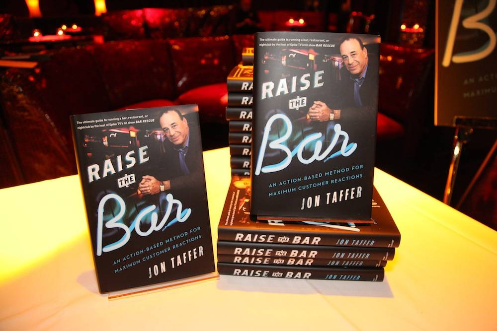 """Raise the Bar"" book image"