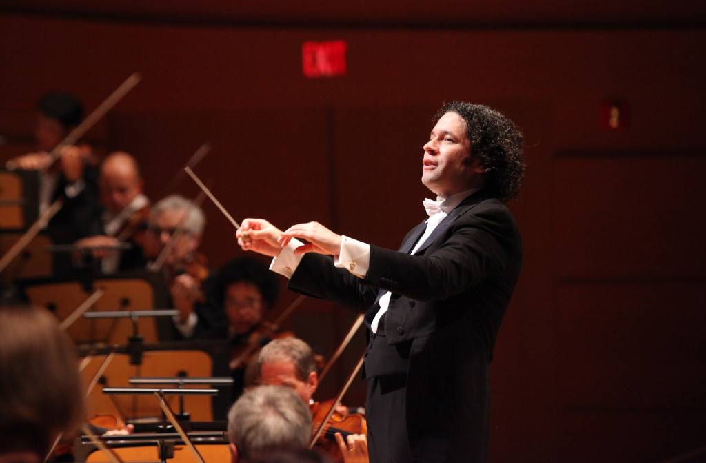 Los Angeles Philharmonic's Walt Disney Concert Hall 10th Anniversary Celebration - Performance