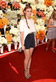 The Fourth-Annual Veuve Clicquot Polo Classic, Los Angeles - Red Carpet