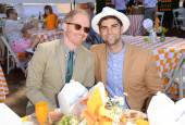 The Fourth-Annual Veuve Clicquot Polo Classic, Los Angeles - Inside