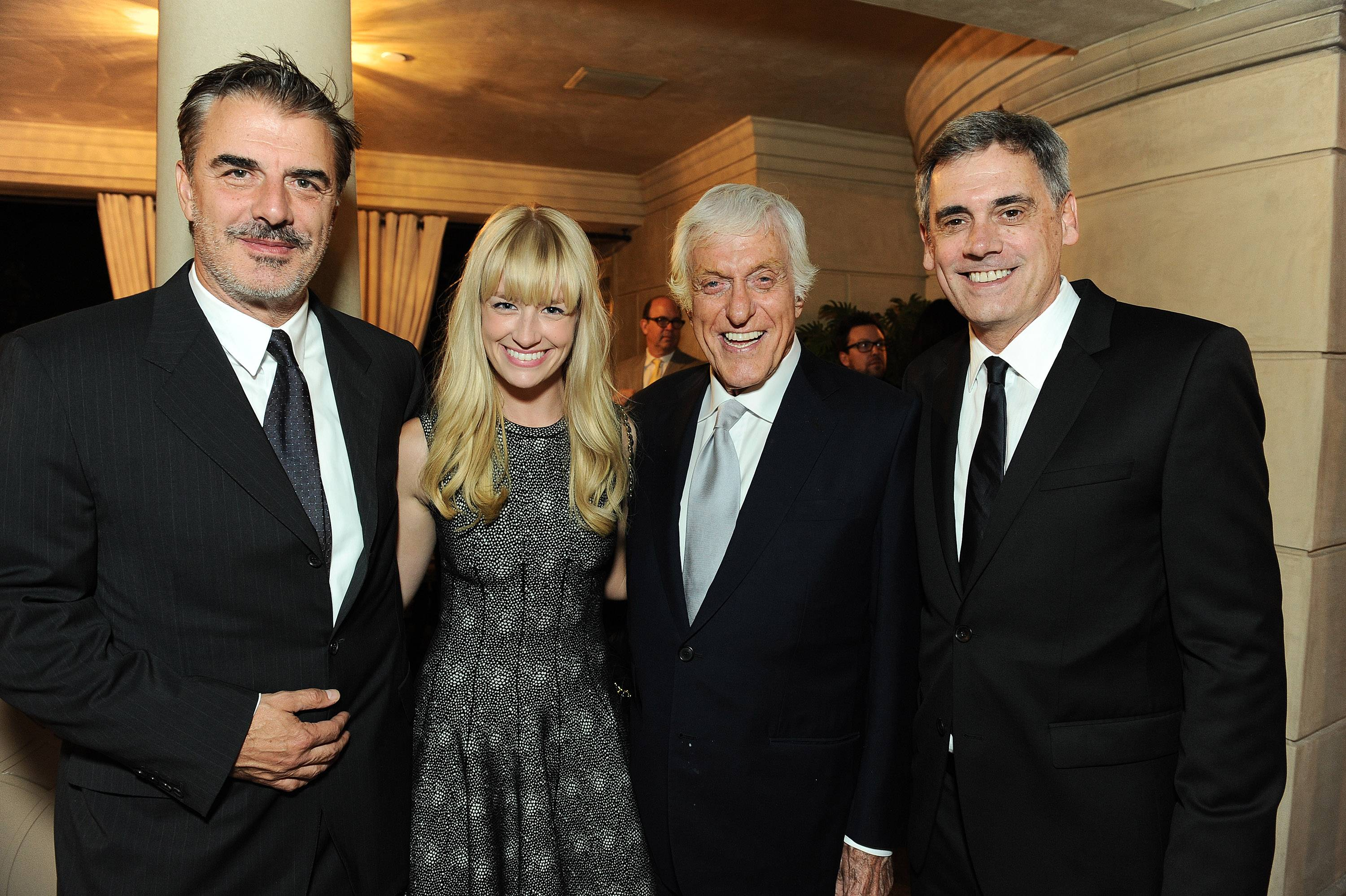 6655 - Chris Noth, Beth Behrs, Dick Van Dyke and Randall Arney