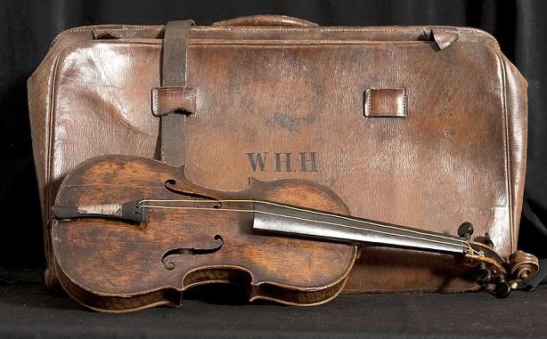 Titanic-violin