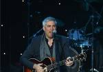 "Paris Las Vegas headliner and American Idol Season 5 winner Taylor Hicks rocks out at ""Headliners Bash"" at The Quad."