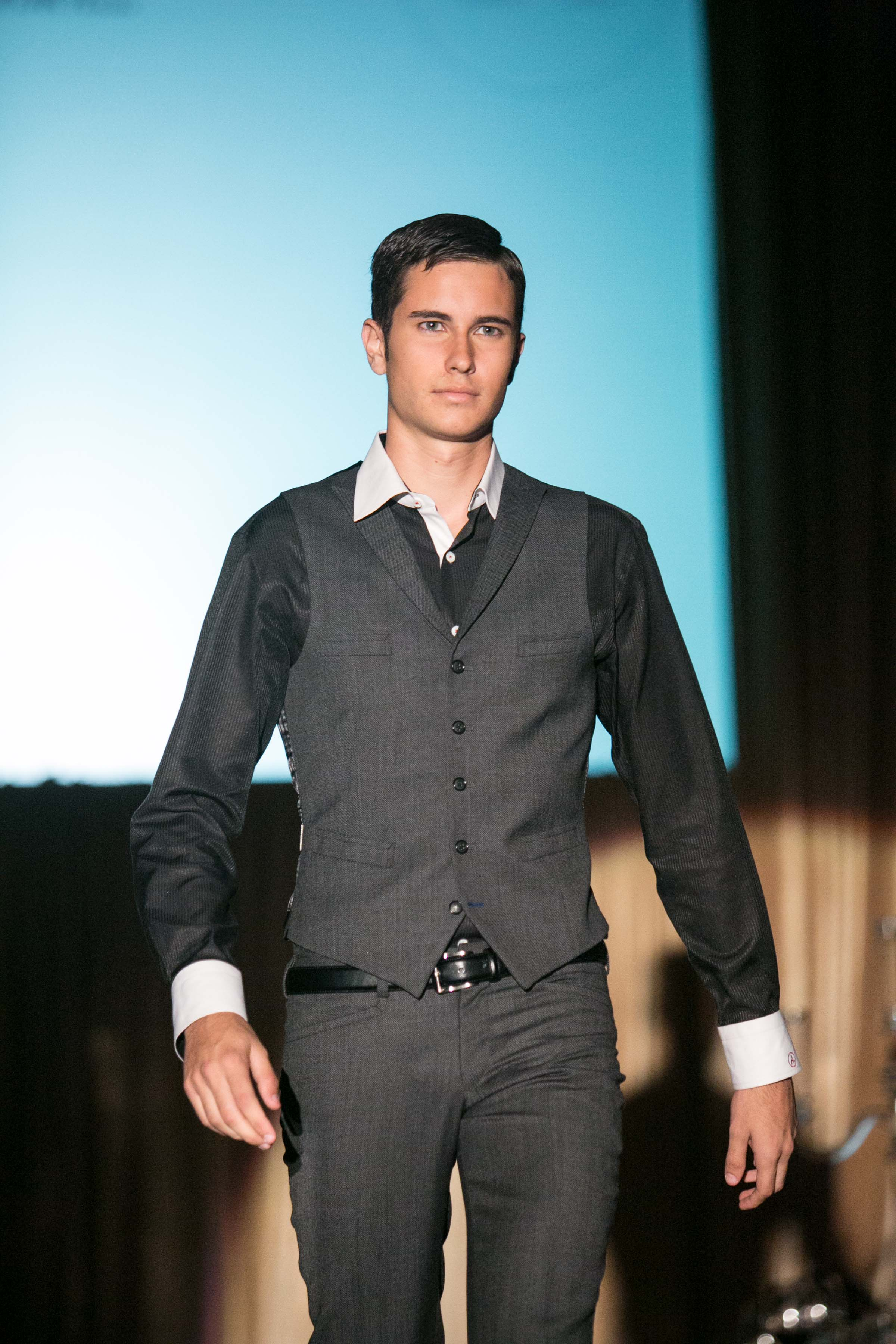 Male Runway Look