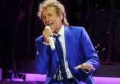 "Rod Stewart Performs In His Residency Show ""Rod Stewart: The Hits"" At The Colosseum At Caesars Palace In Las Vegas"
