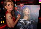 Charmane Star Signing Poster at CH3