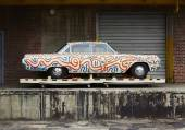 Keith Haring Untitled (car), 1986