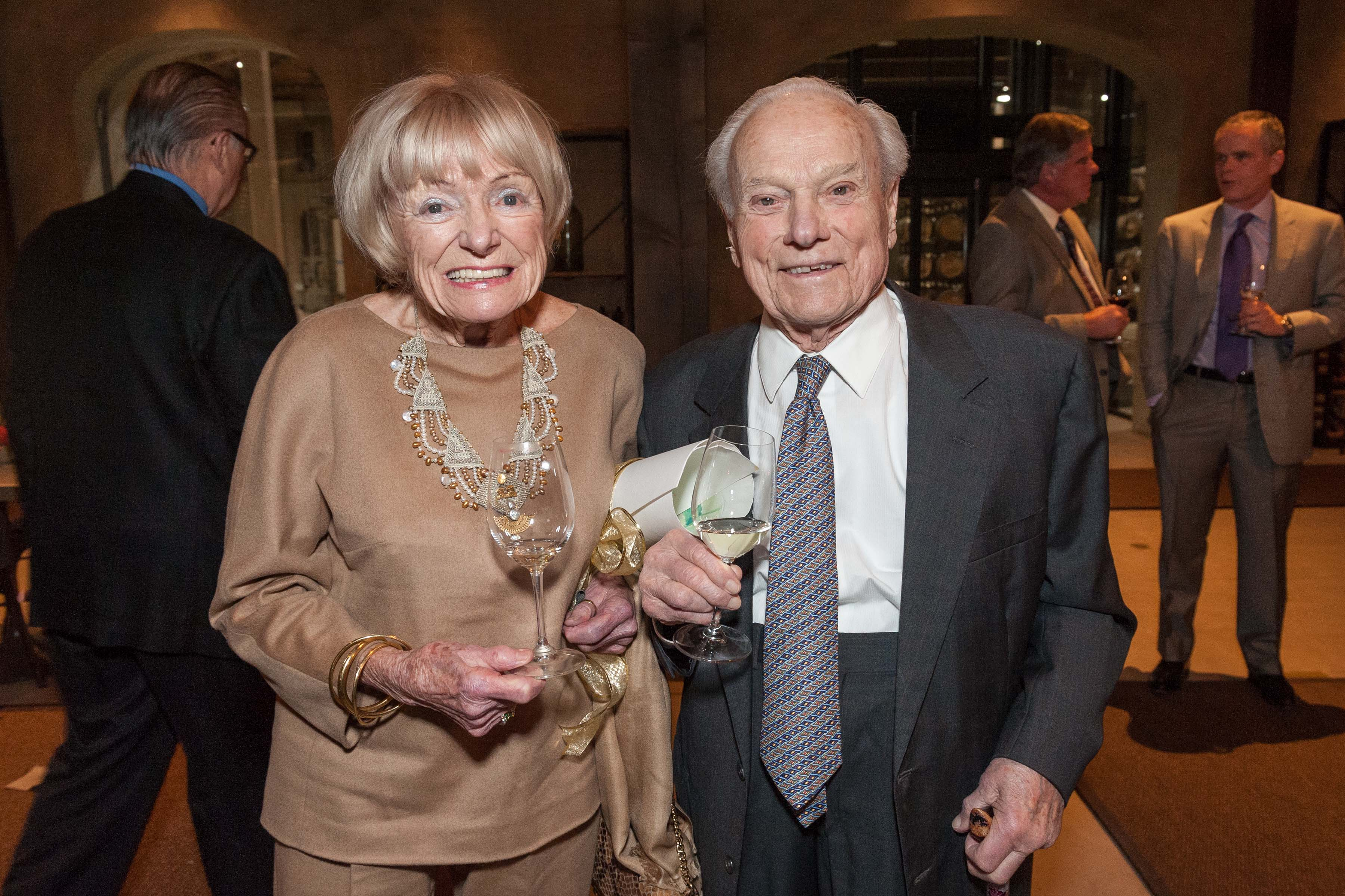 Peter Mondavi Sr. Birthday Celebration at Charles Krug Winery