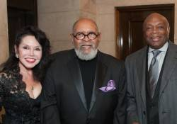 Janice Mirikitani, Reverend Cecil Williams, Willie Brown