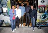 Haute Living Hublot - Hebru Brantley Event