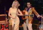 Holly Madison Joins The Million Dollar Quartet for Guest Performance at Harrah's Las Vegas