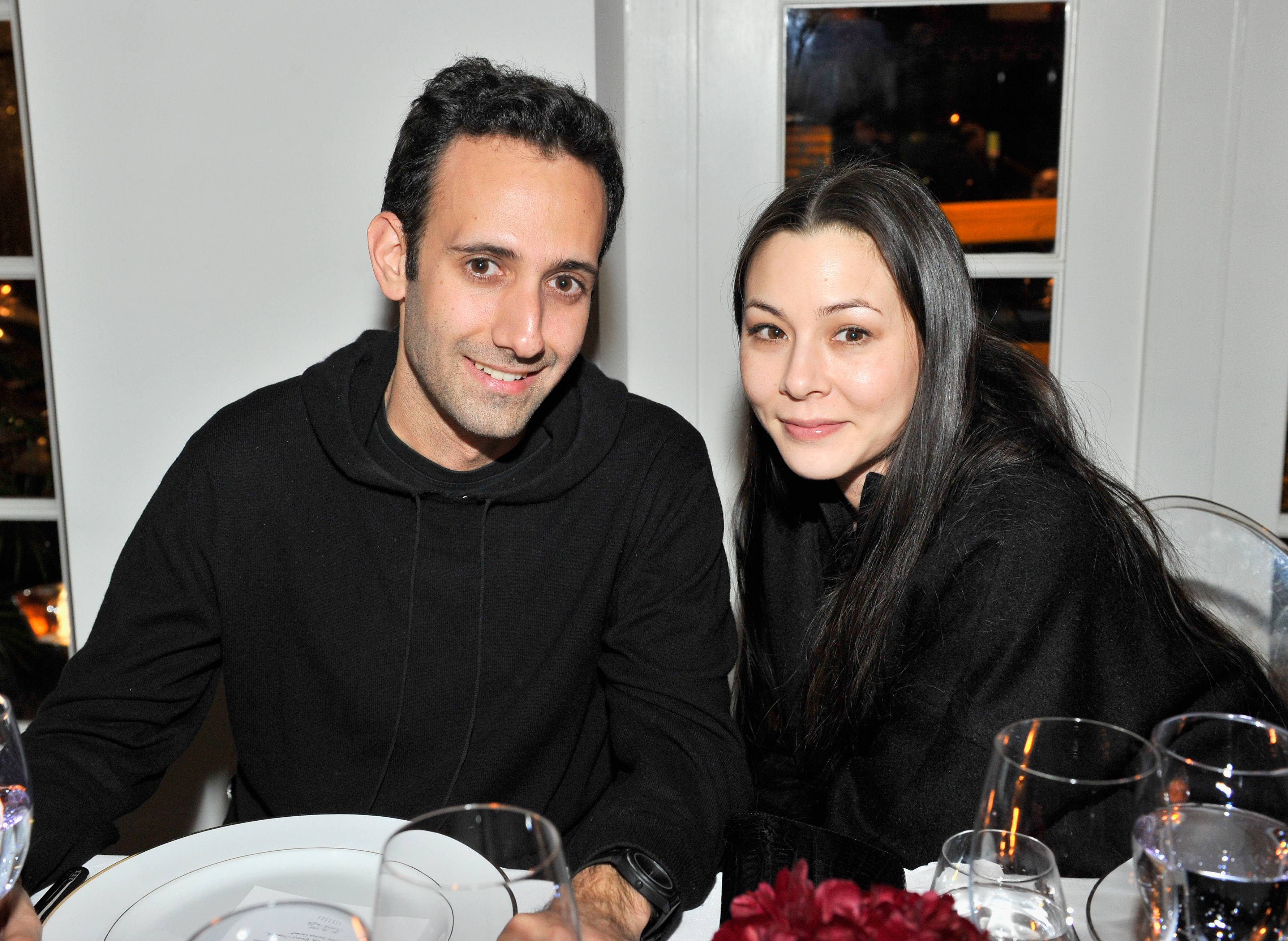 Barneys New York & Gelila Puck Host A Private Dinner In Honor Of Frederic Malle
