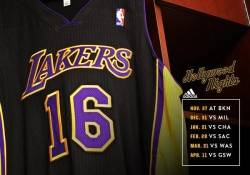 Image courtesy of LA Lakers, Twitter