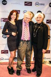 Carrie Preston, Brian Murray and Olympia Dukakis