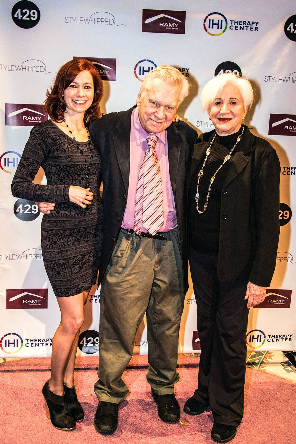 Carrie-Preston-Brian-Murray-Olympia-Dukakis