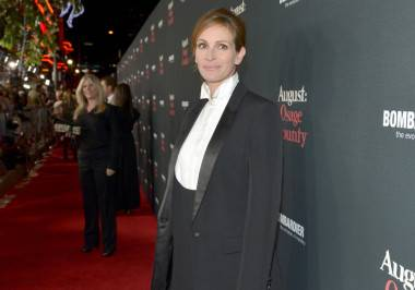"The Weinstein Company Presents The LA Premiere Of ""August: Osage County"" In Partnership With Bombardier - Red Carpet"