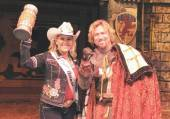 Tara Bowlby, Miss Rodeo Nevada 2014 at Tournament of Kings.
