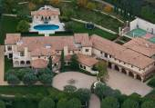 barry bonds home