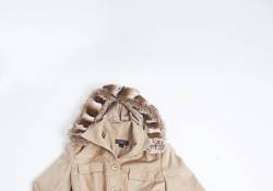 GRAY Safari Jacket, available at The Gallerie