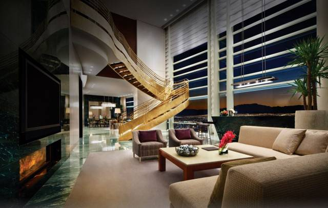 Sky Suites At Aria And Skylofts At The Mgm Grand Earn