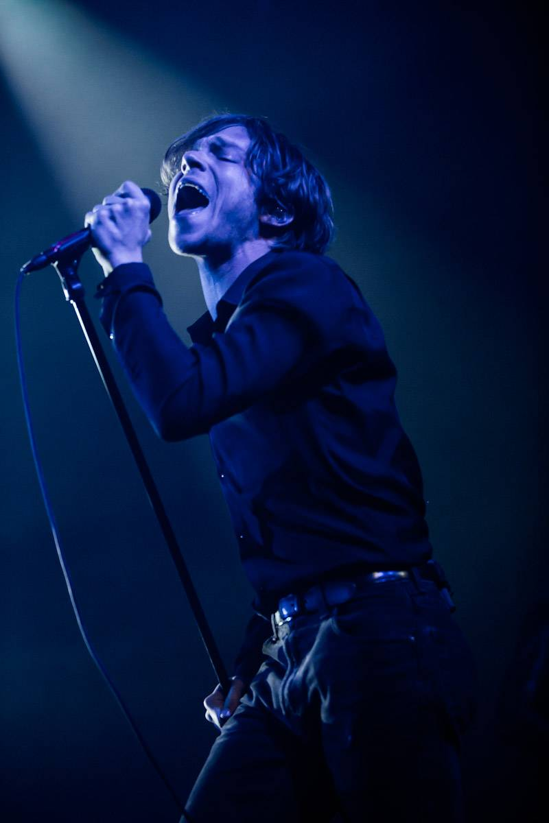 Cage The Elephant at The Chelsea Jan 9, 2014_kabik 3