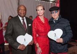 Willie Brown, Sallie Huntting and Wilkes Bashford