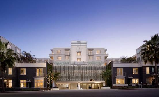 Image: AKA Beverly Hills