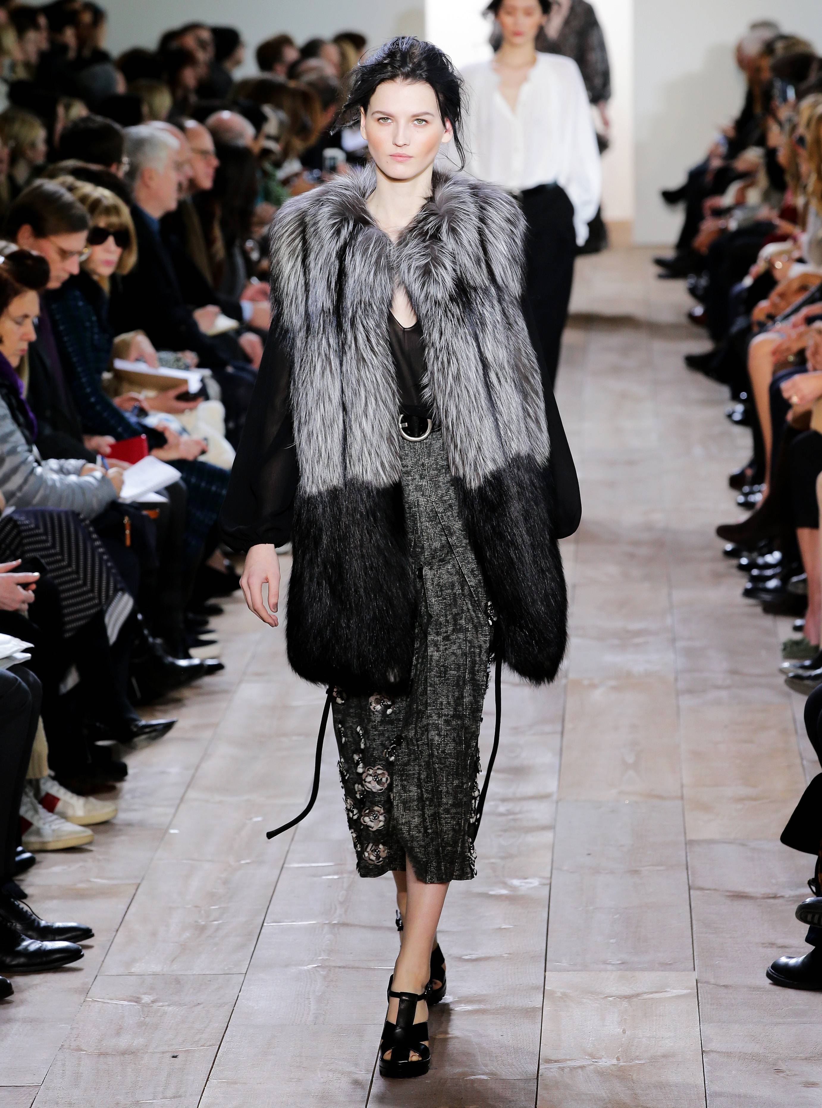 Michael Kors - Runway - Mercedes-Benz Fashion Week Fall 2014