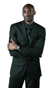 Kobe Bryant, credit Hublot
