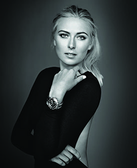 Maria Sharapova, no credit