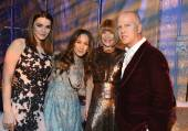 Bee Shaffer, Sarah Jessica Parker, Anna Witnour and Ryan Murphy