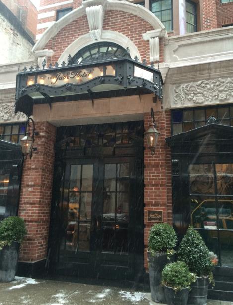 The Jade Hotel in Greenwich Village